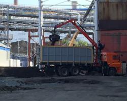 Запуск комплекса работ по очистке промышленной площадки ЧГРЭС